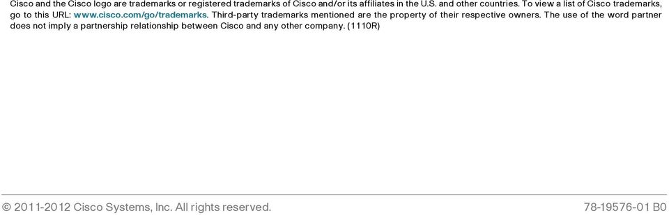 Third-party trademarks mentioned are the property of their respective owners.