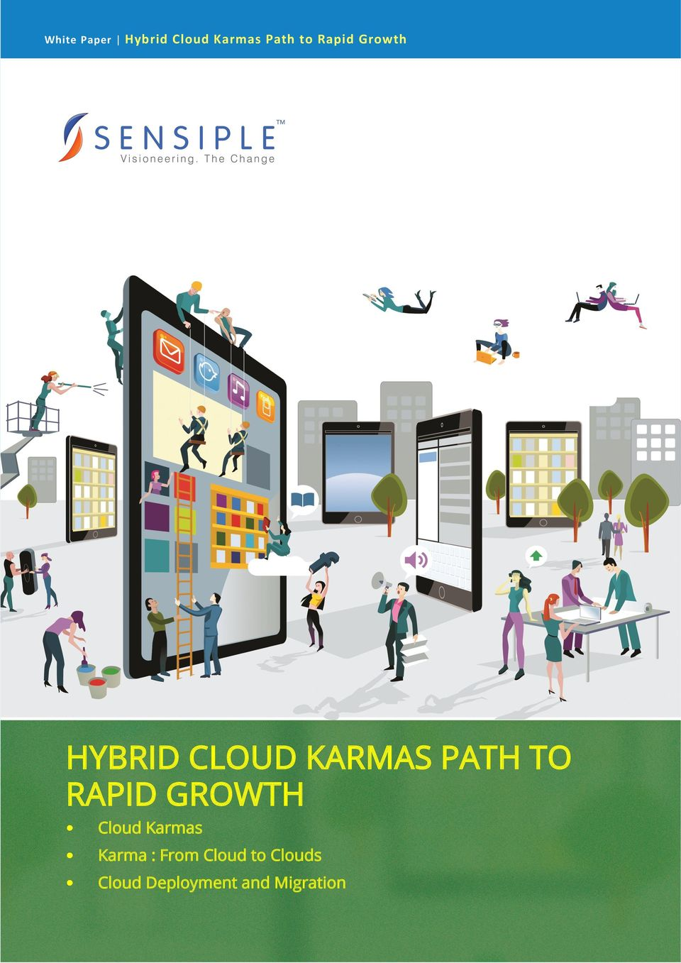 RAPID GROWTH Cloud Karmas Karma : From