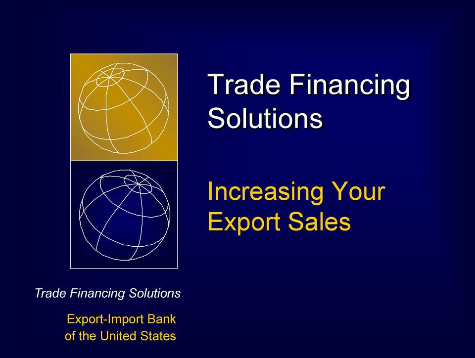 Export-Import Bank of the
