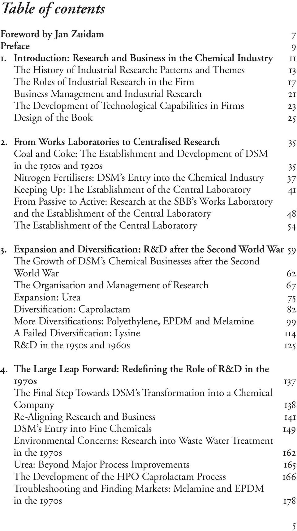 Industrial Research 21 The Development of Technological Capabilities in Firms 23 Design of the Book 25 2.