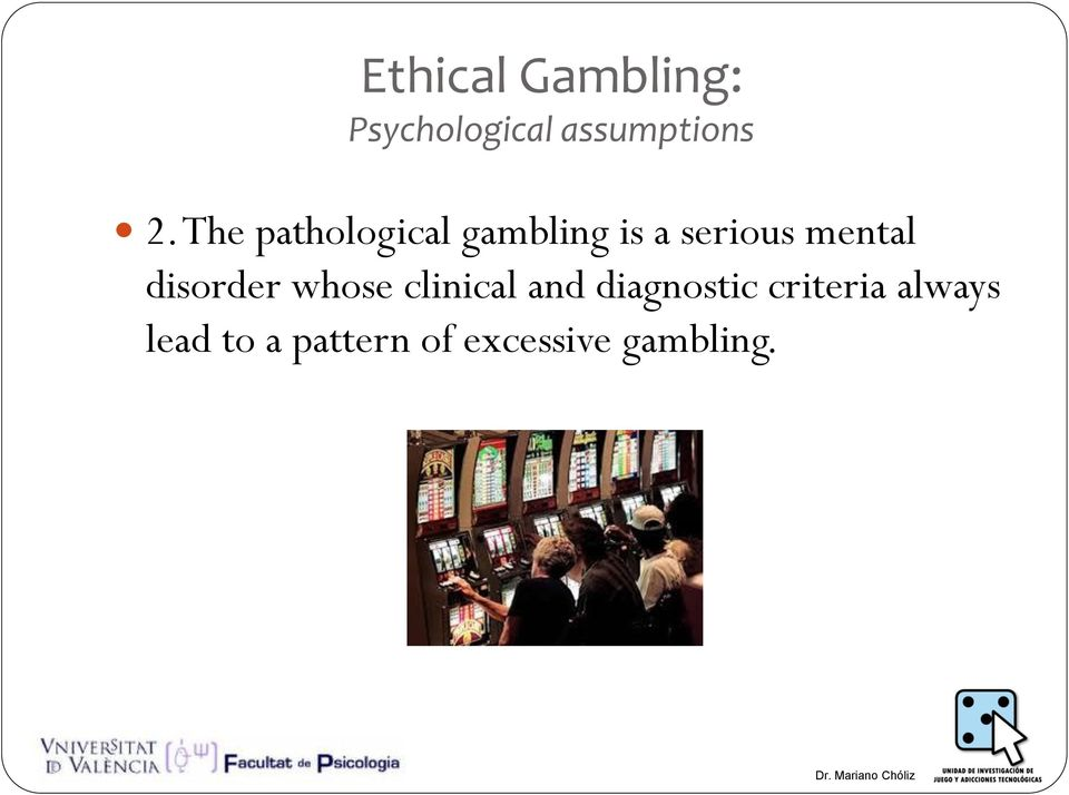 disorder whose clinical and diagnostic