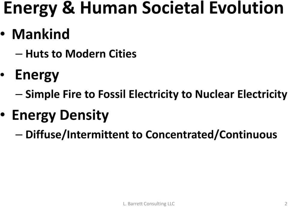 Electricity to Nuclear Electricity Energy