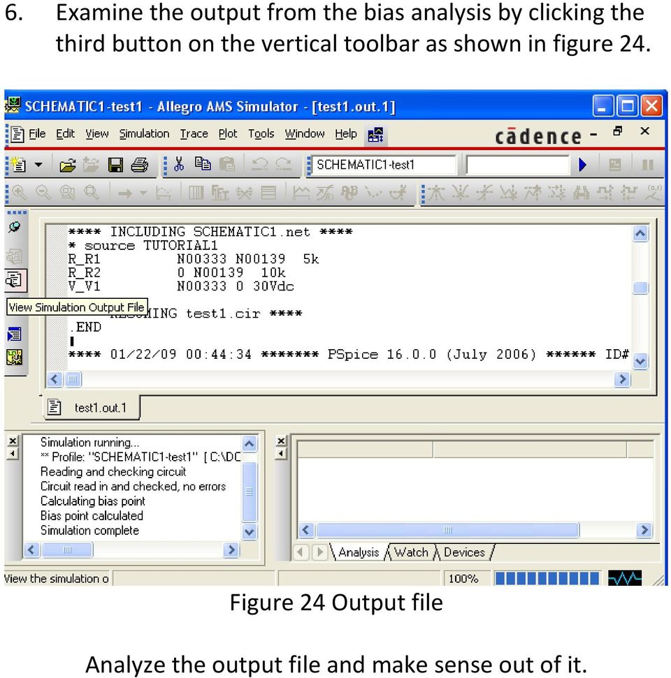 toolbar as shown in figure 24.