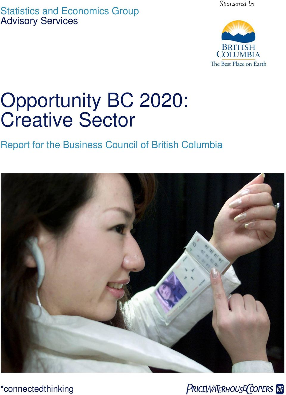 Creative Sector Report for the Business