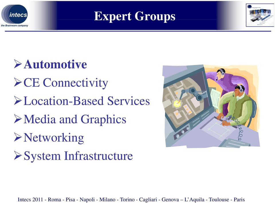 Services Media and Graphics