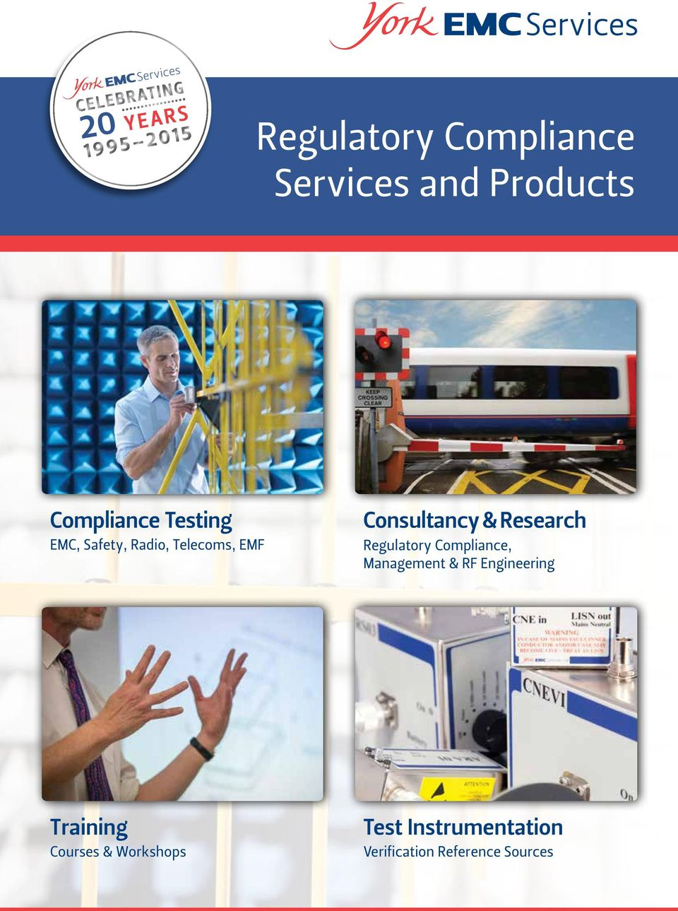 Regulatory Compliance, Management & RF Engineering Training