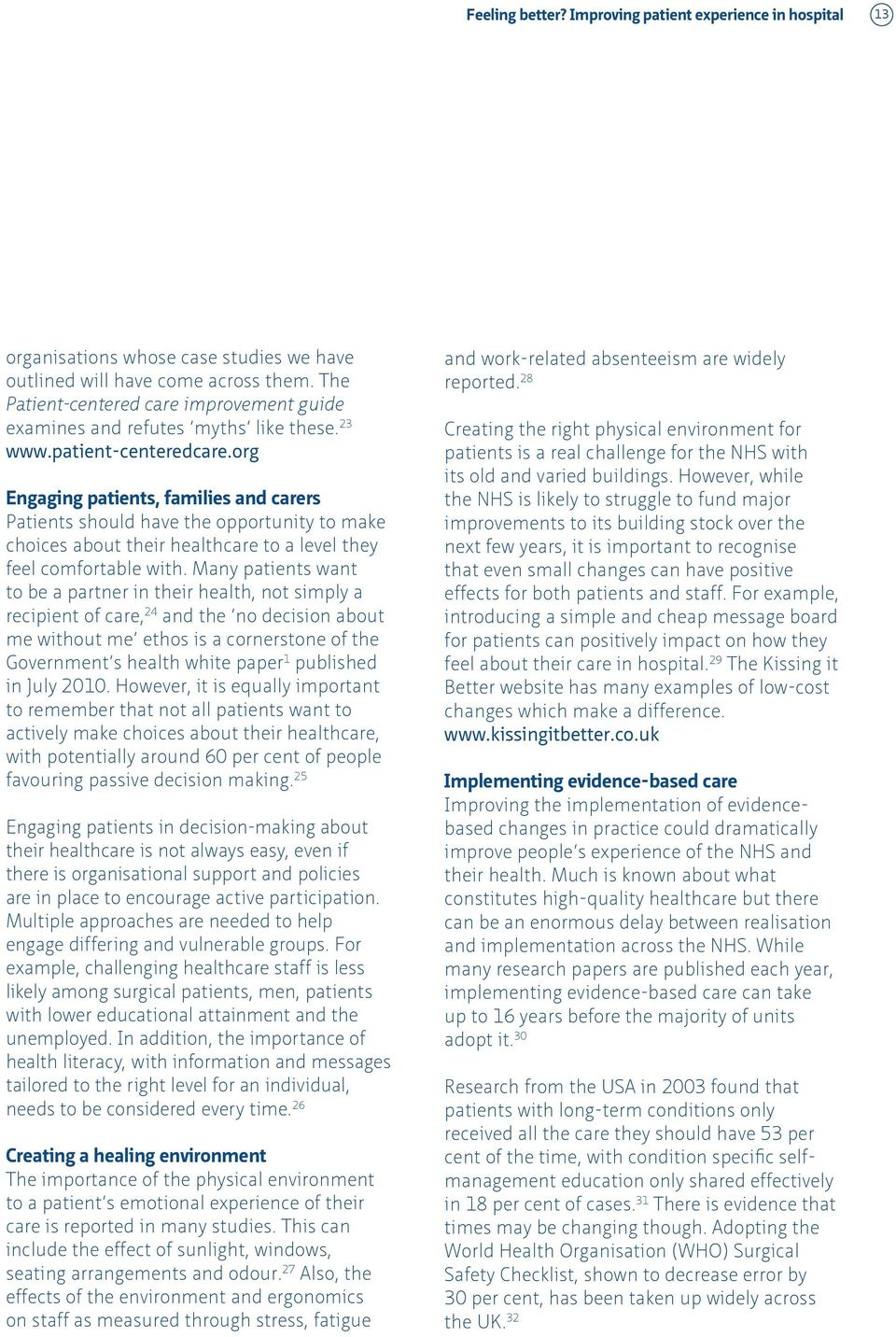 white paper nhs long term conditions