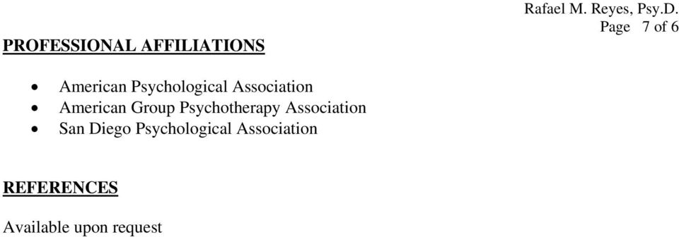 American Group Psychotherapy Association San Diego