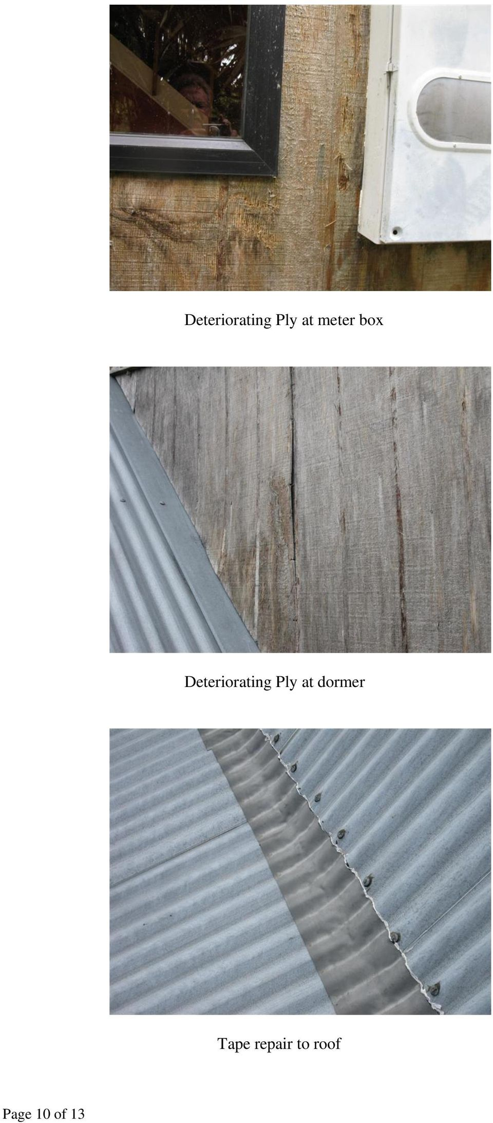 repair to roof Page 10
