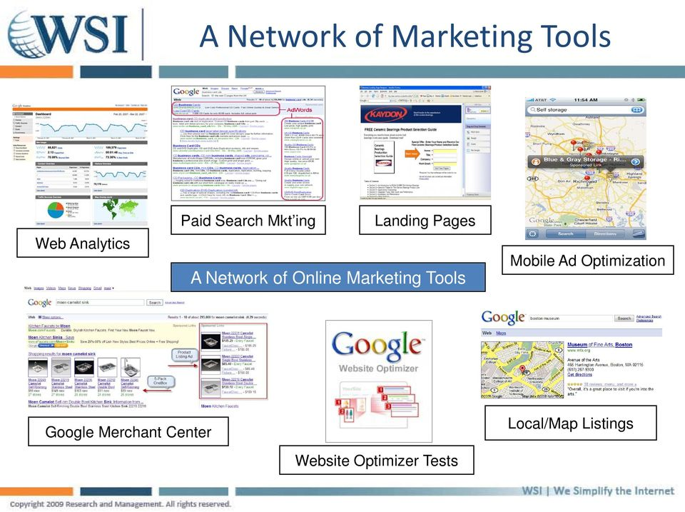 Marketing Tools Mobile Ad Optimization Google