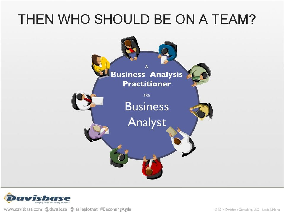 A Business Analysis