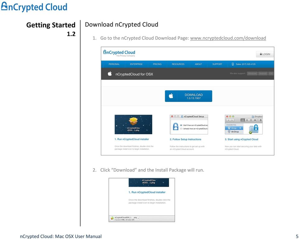 ncryptedcloud.com/download 2.
