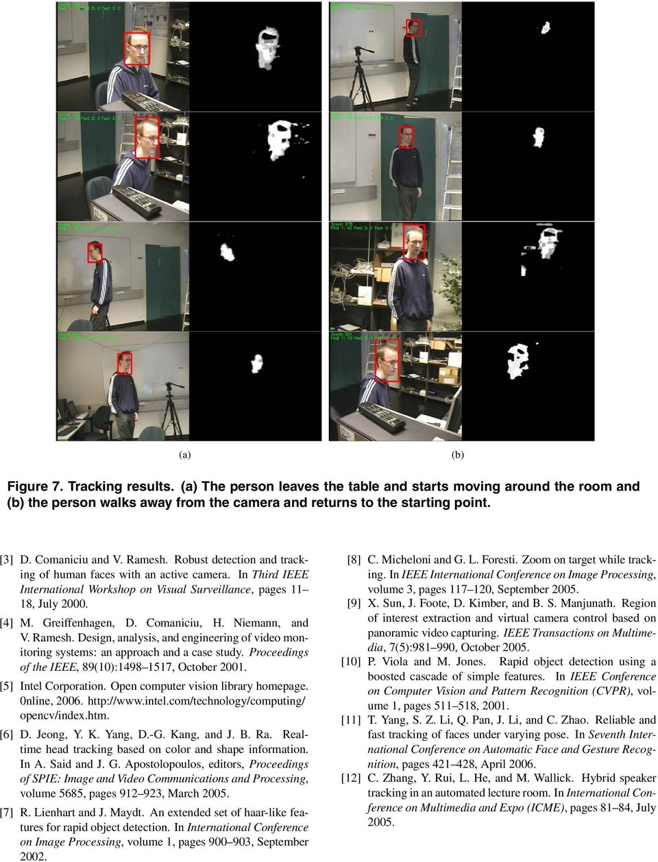 Greiffenhagen, D. Comaniciu, H. Niemann, and V. Ramesh. Design, analysis, and engineering of video monitoring systems: an approach and a case study.