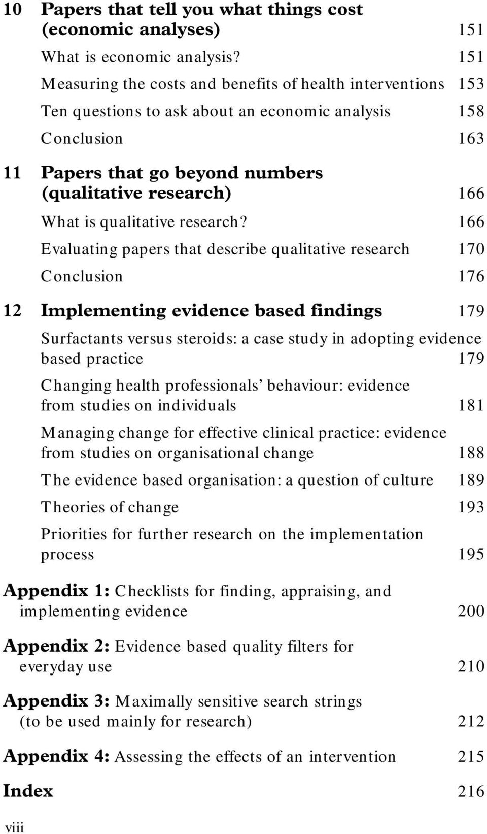 qualitative research?