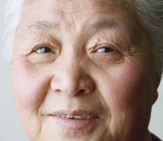32 New York City Lives Jung is an 86-year-old Korean immigrant living in the Elmhurst neighborhood of Queens.