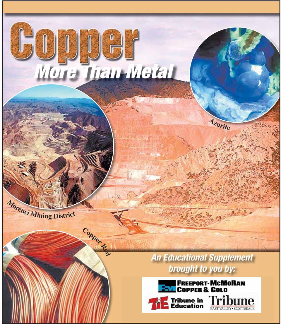 Copper Rod An Educational