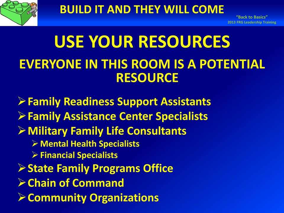 Military Family Life Consultants Mental Health Specialists Financial