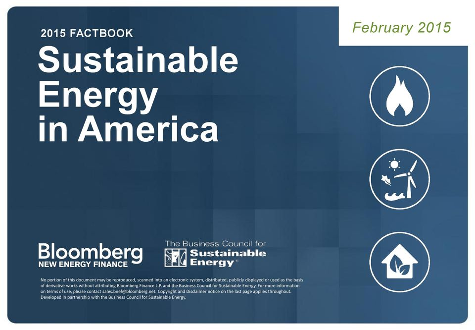 and the Business Council for Sustainable Energy. For more information on terms of use, please contact sales.bnef@bloomberg.net.
