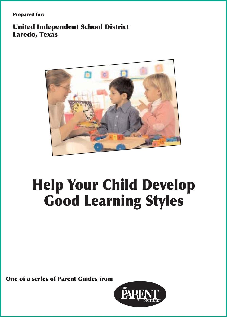 Your Child Develop Good Learning