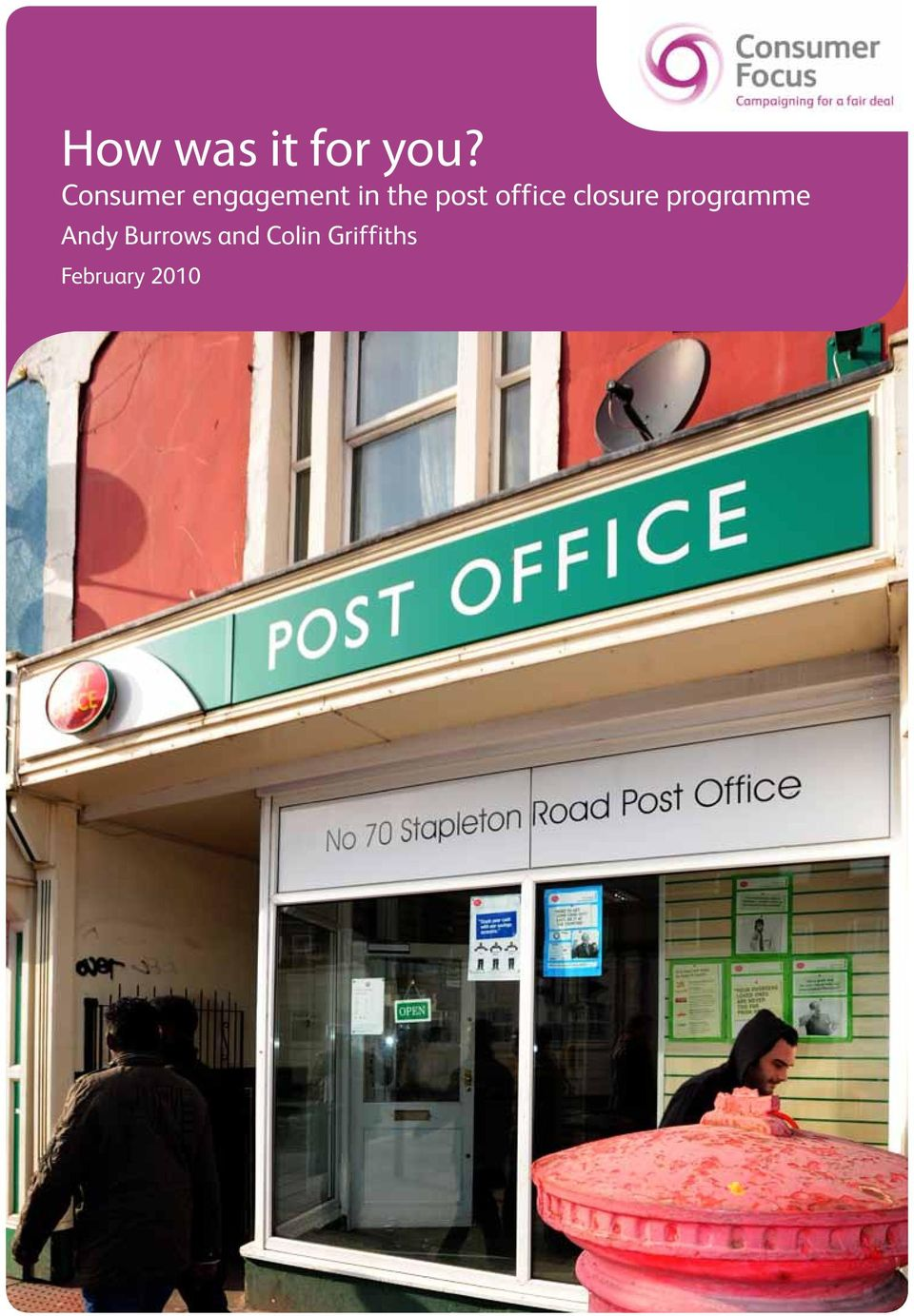 post office closure programme