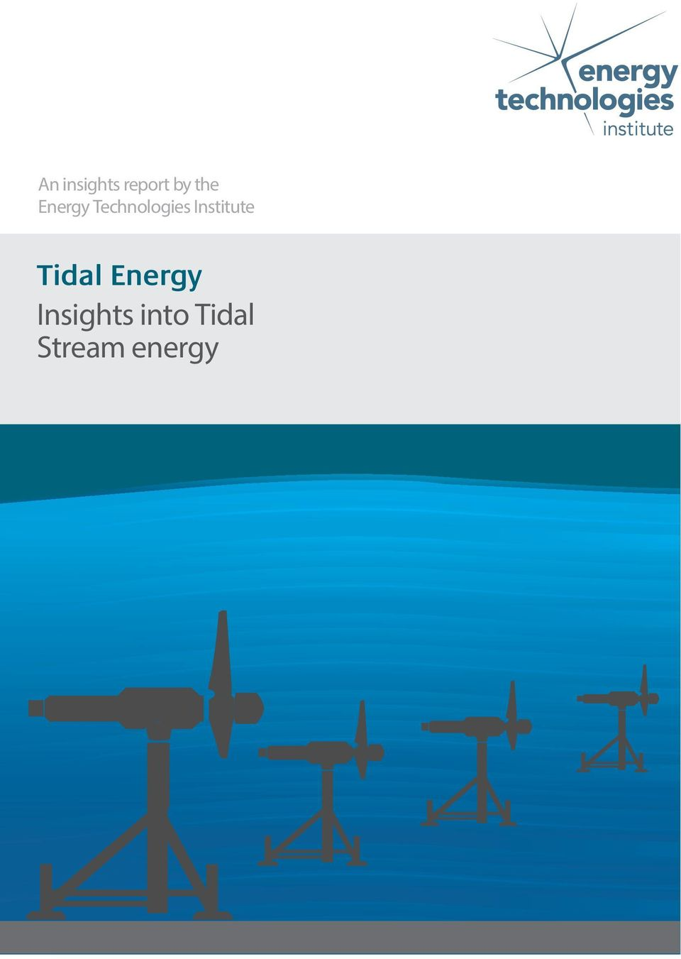 Institute Tidal Energy