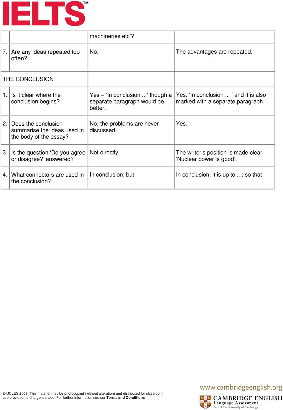 ielts essay nuclear weapons