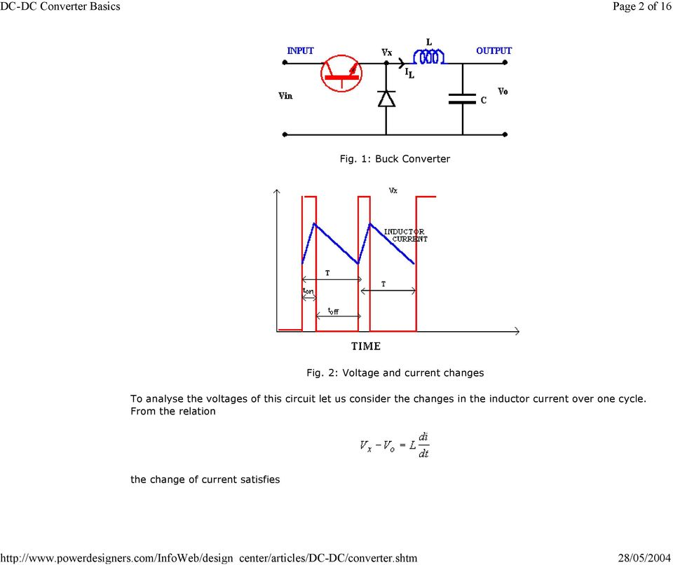 this circuit let us consider the changes in the inductor