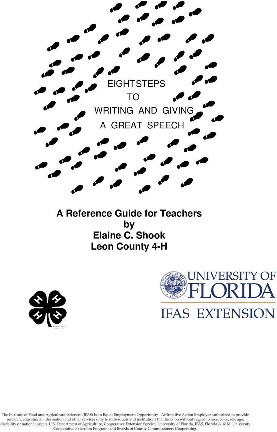 Reference Guide for Teachers
