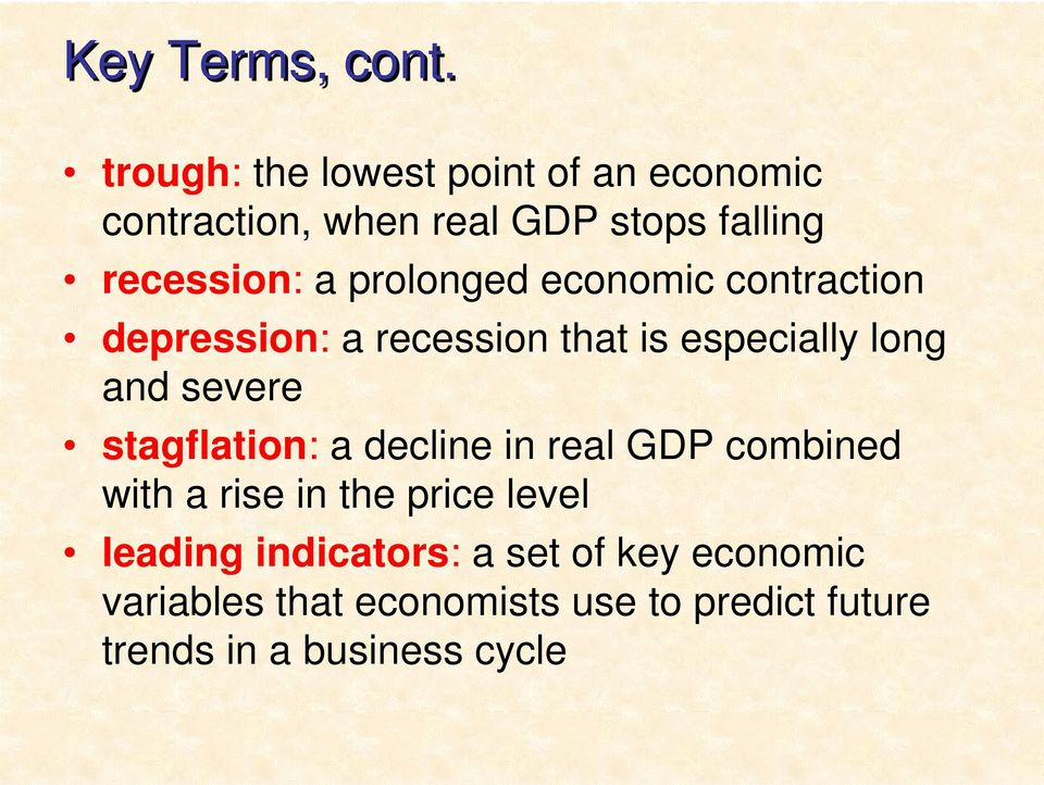 prolonged economic contraction depression: a recession that is especially long and severe
