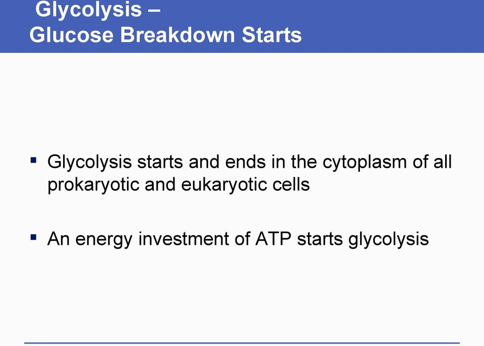 cytoplasm of all prokaryotic and
