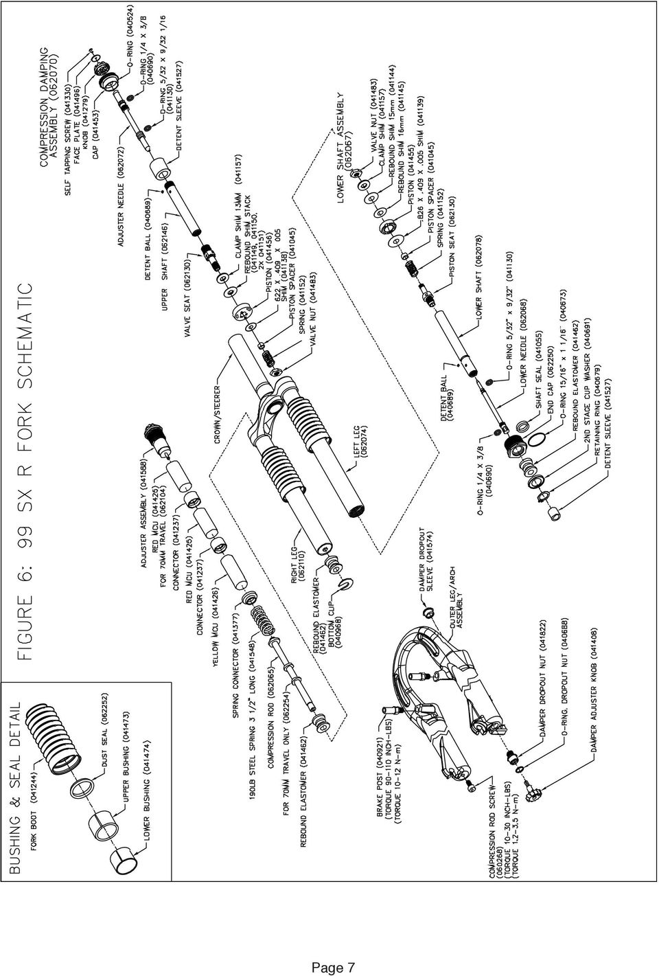 99 sx service manual pdf Engine Vacuum Line Diagram 8 page 7