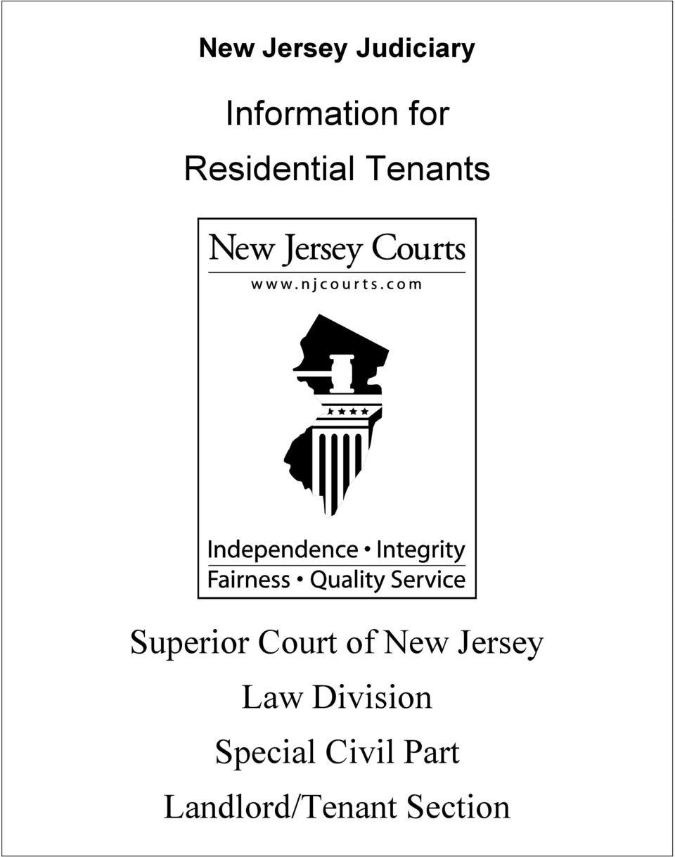 Court of New Jersey Law Division