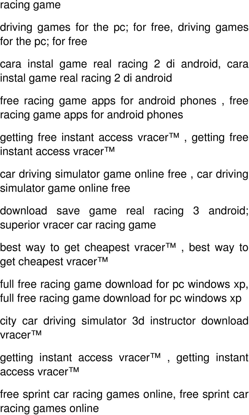 online free download save game real racing 3 android; superior vracer car racing game best way to get cheapest vracer, best way to get cheapest vracer full free racing game download for pc windows
