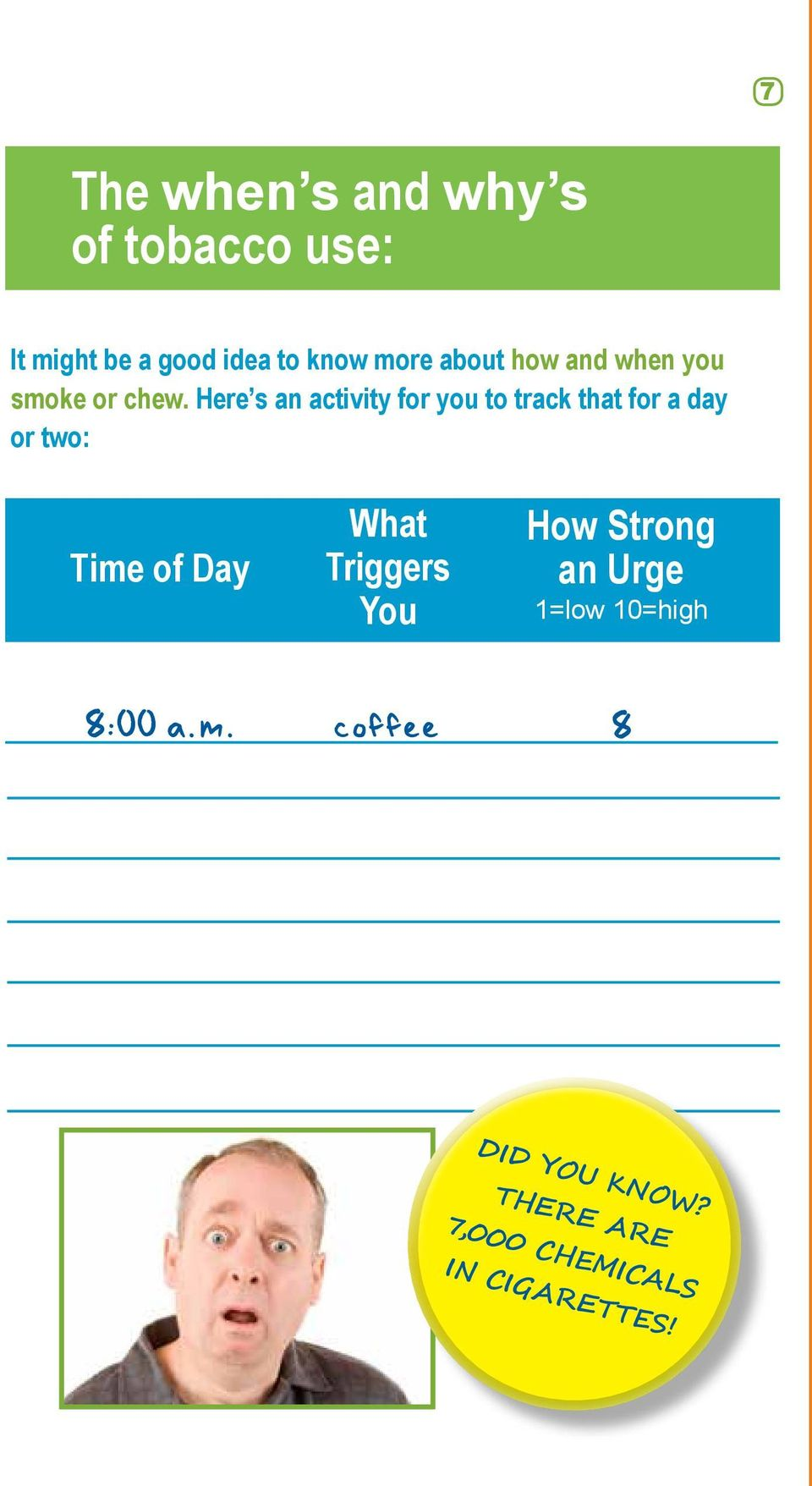 Here s an activity for you to track that for a day or two: Time