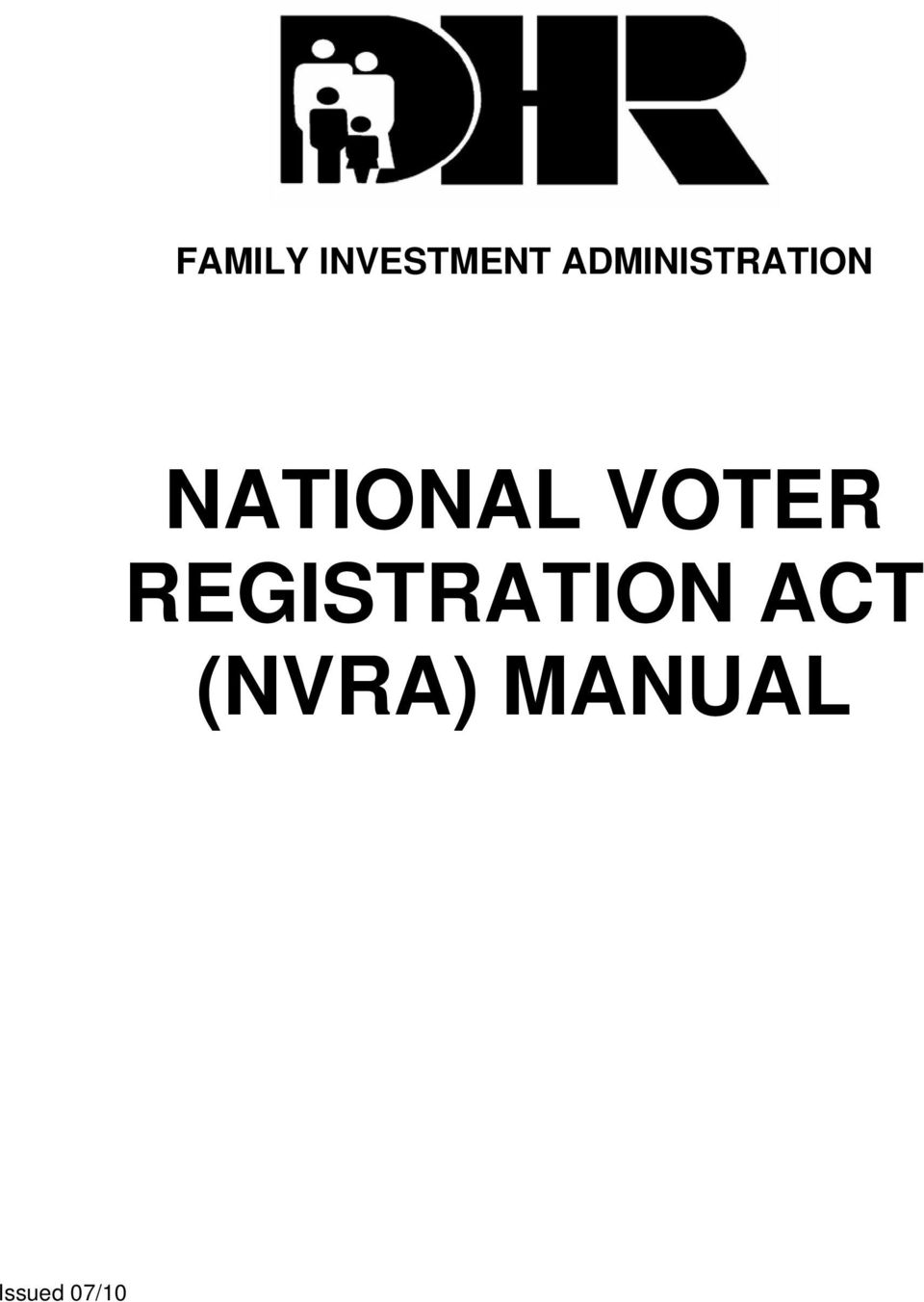 NATIONAL VOTER