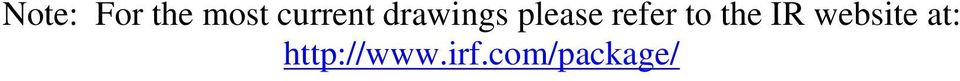 refer to the IR website