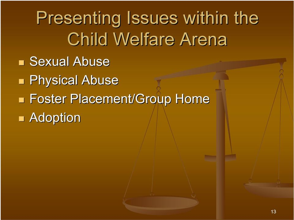 Abuse Physical Abuse Foster