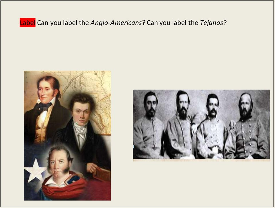 Anglo-Americans?