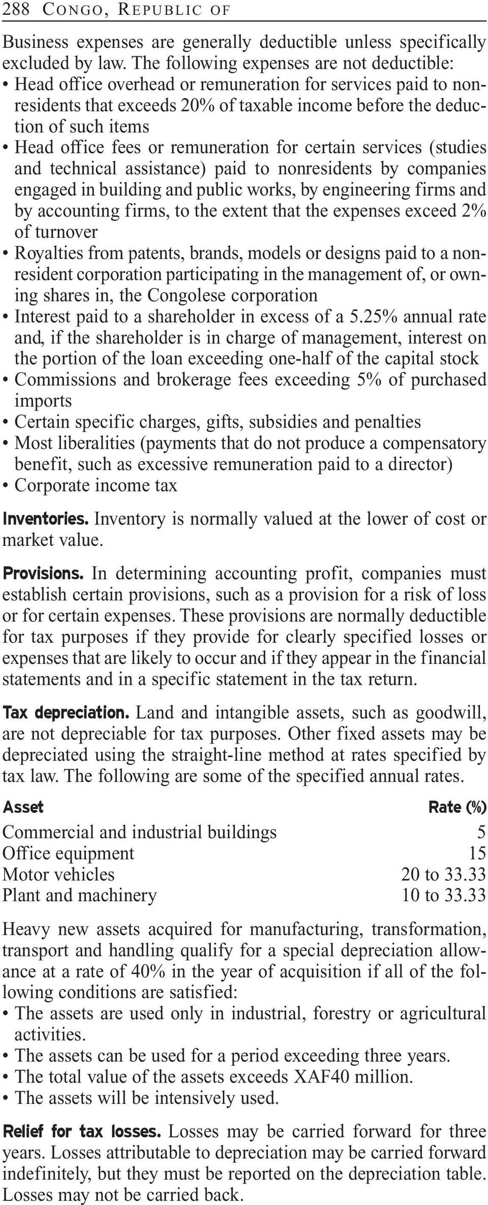 fees or remuneration for certain services (studies and technical assistance) paid to nonresidents by companies engaged in building and public works, by engineering firms and by accounting firms, to