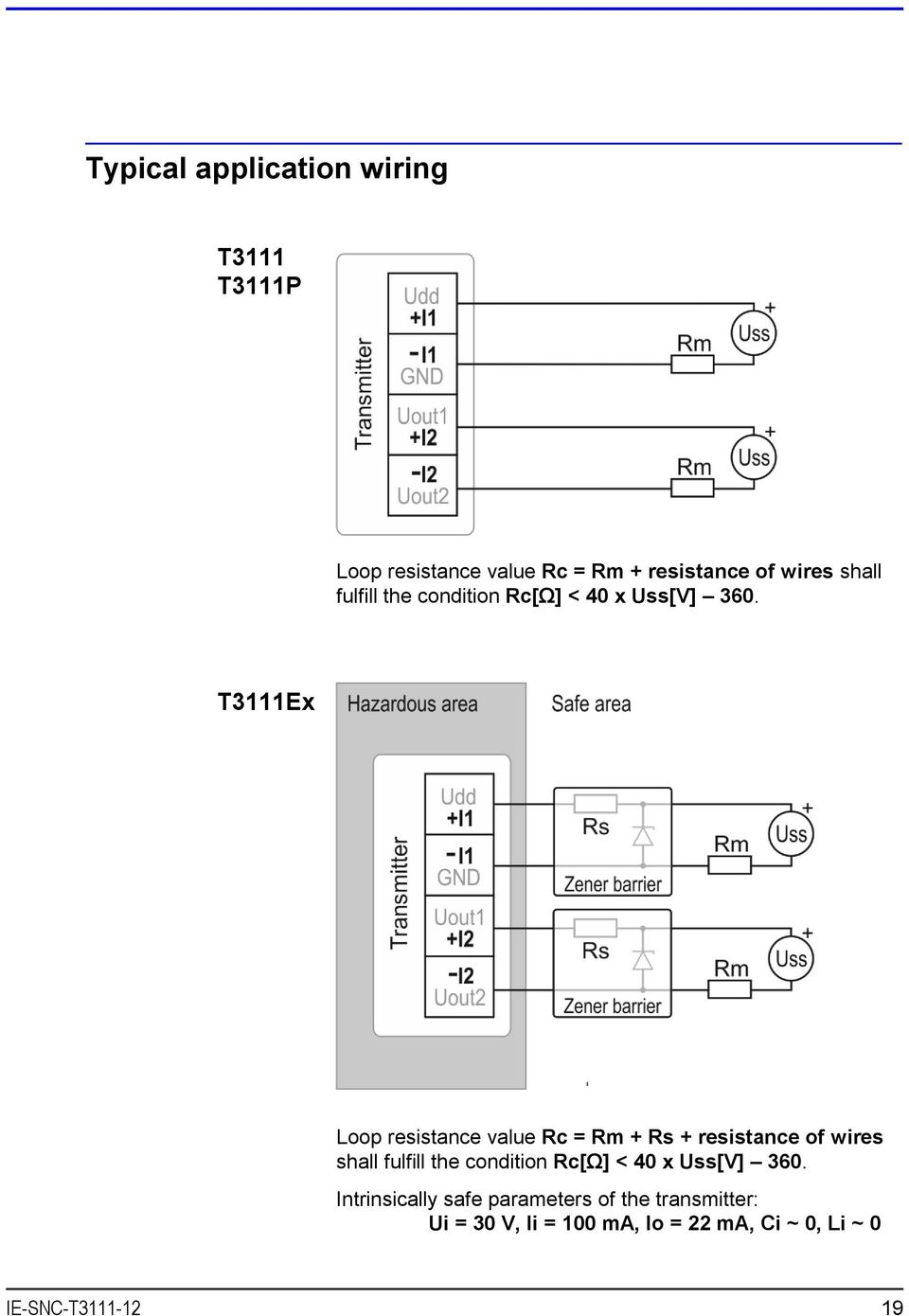 intrinsically safe wiring rules wiring solutions rh rausco com Intrinsically Safe Circuit Intrinsically Safe Switch