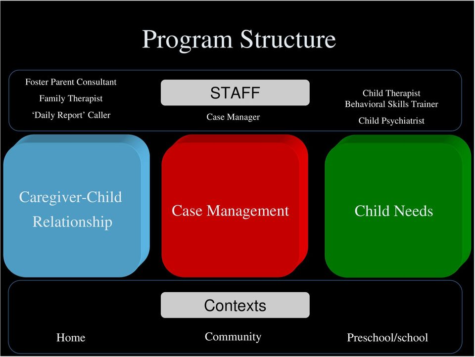 Behavioral Skills Trainer Child Psychiatrist Caregiver-Child