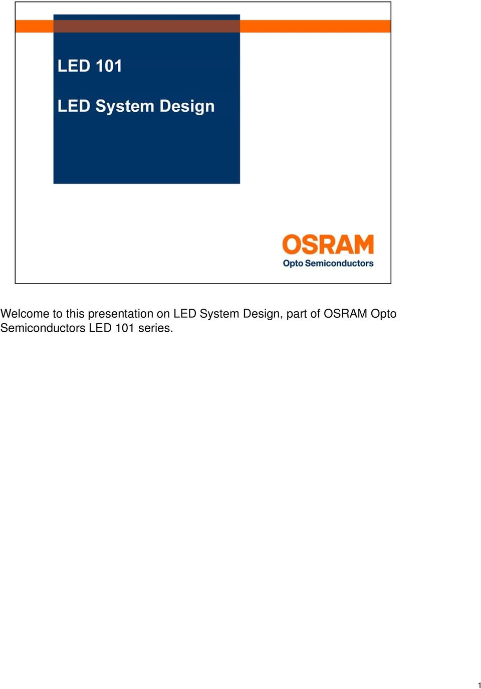 System Design, part of