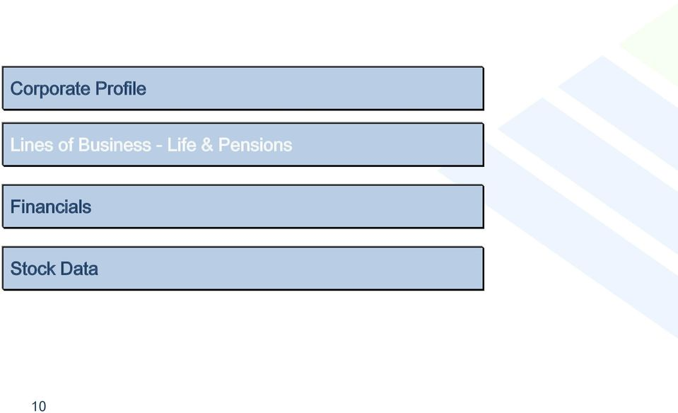 Life & Pensions