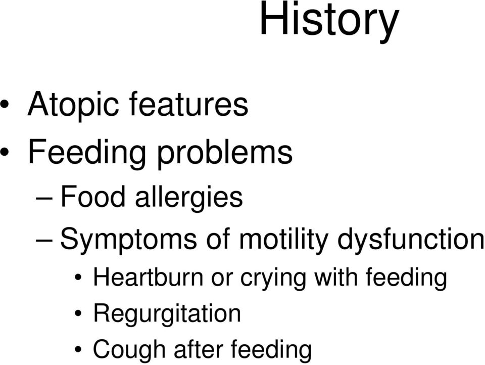 motility dysfunction Heartburn or