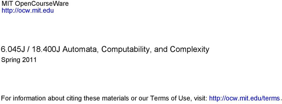 2 For information about citing these materials or
