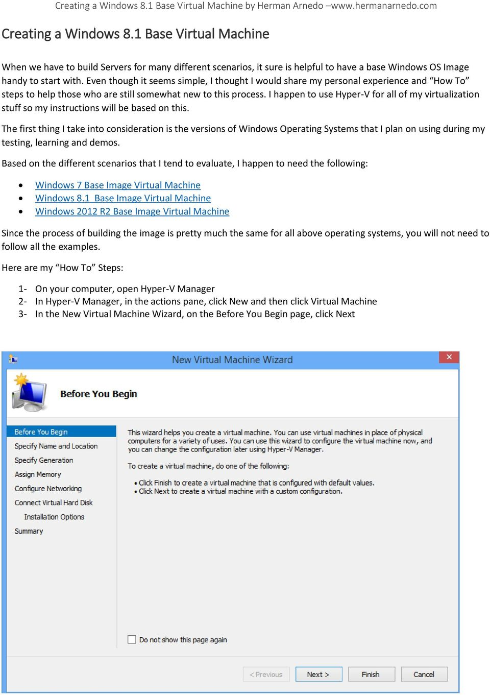 How To Run Windows 8 In A Virtual Machine: Evaluate Windows 8 Before You Buy