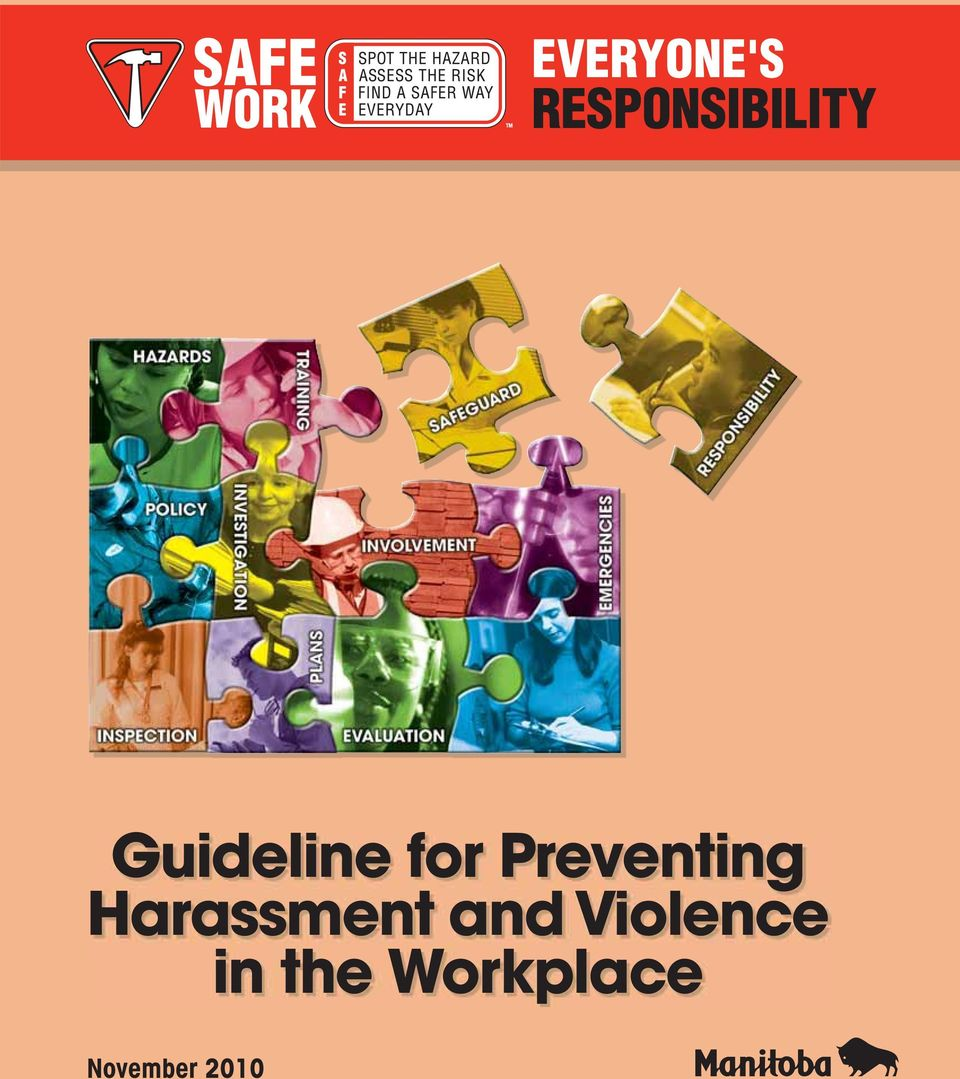 Harassment and Violence in
