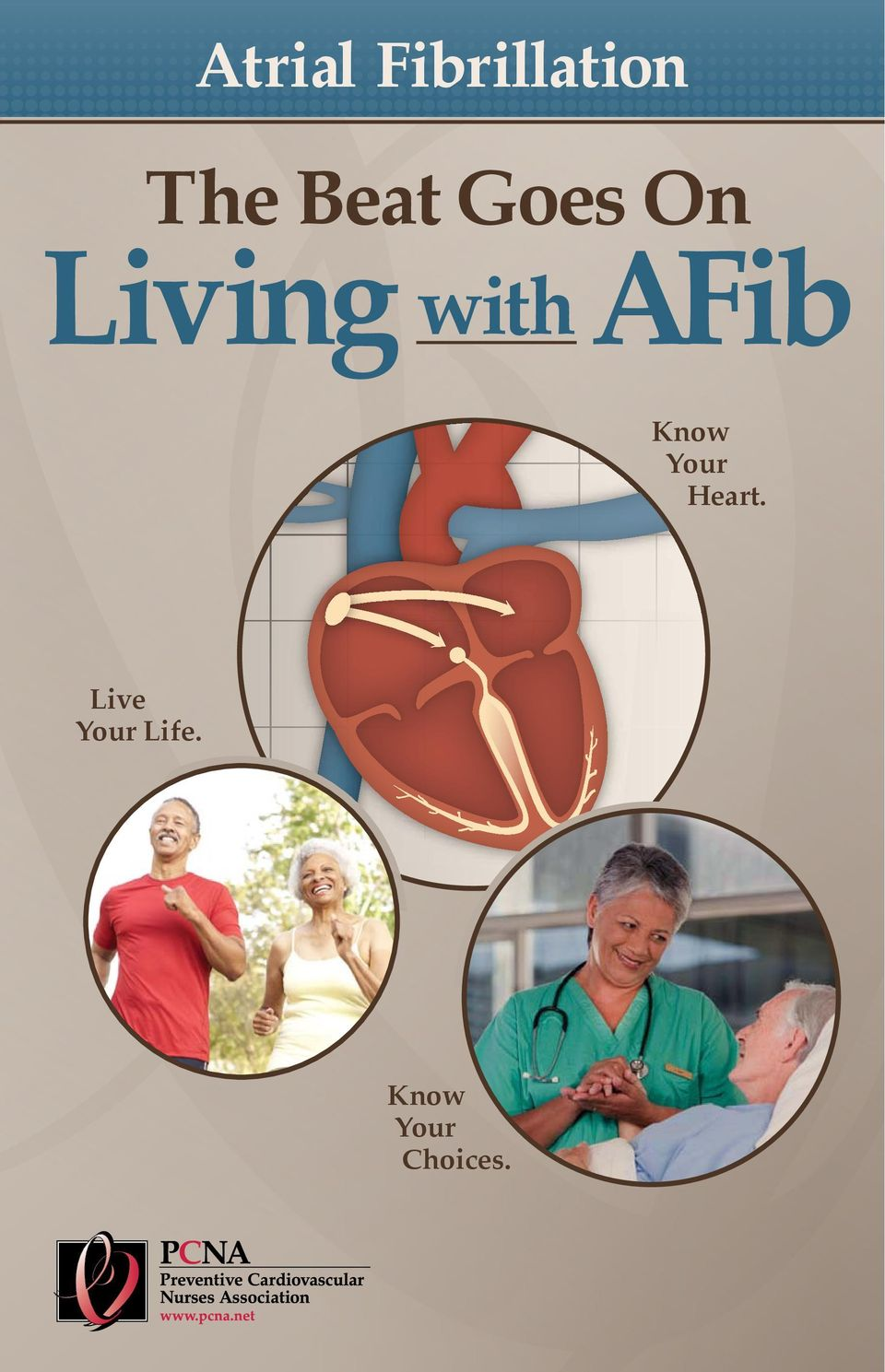 AFib Know Your Heart.