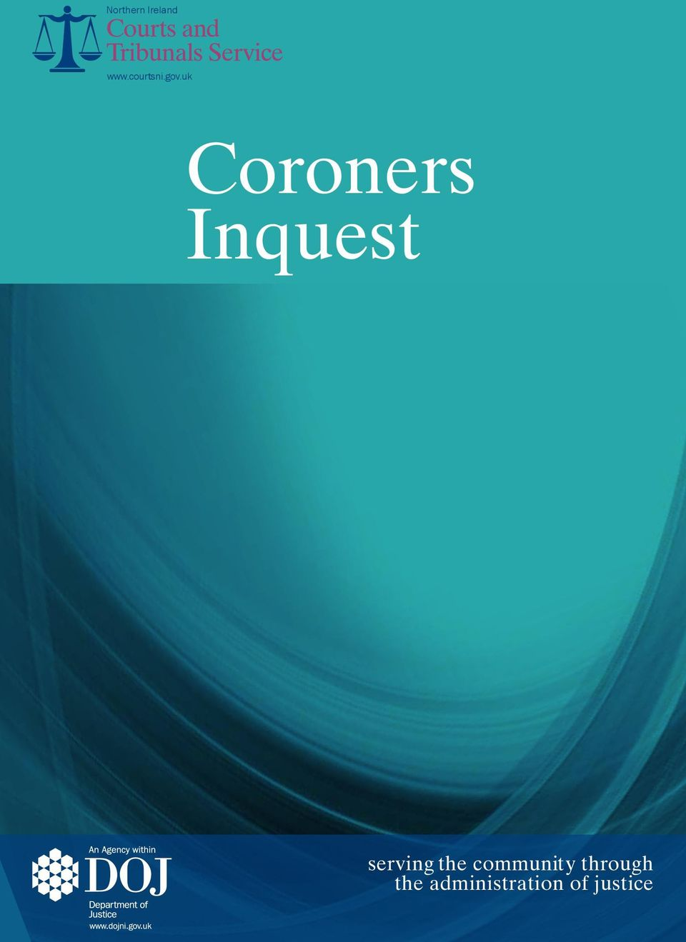 uk Coroners Inquest serving