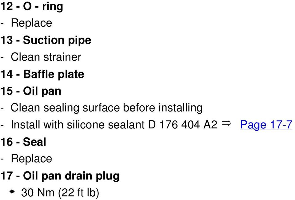 installing - Install with silicone sealant D 176 404 A2 Page